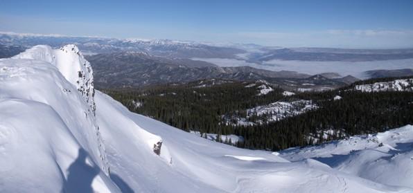 Area Washington Ski Ridge Mission
