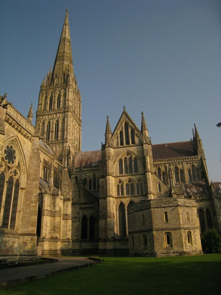 Salisbury Cathedral Font Work William Pye Water Sculpture
