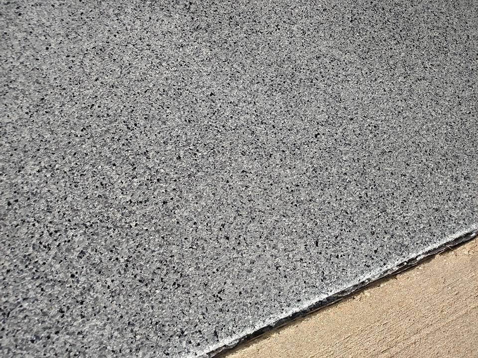 Concrete Garage Floor Resurface In Bear Delaware