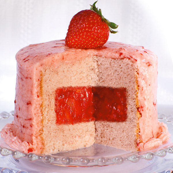 Strawberry Filling Recipe   Wilton