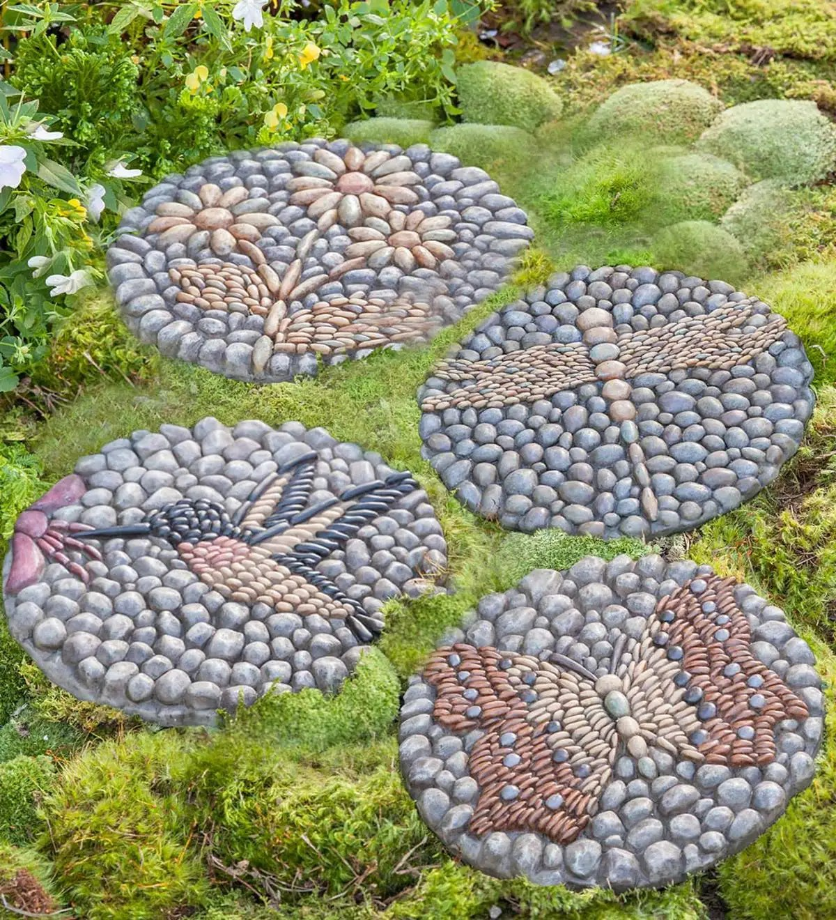 Stones Decorative Garden Pebbles