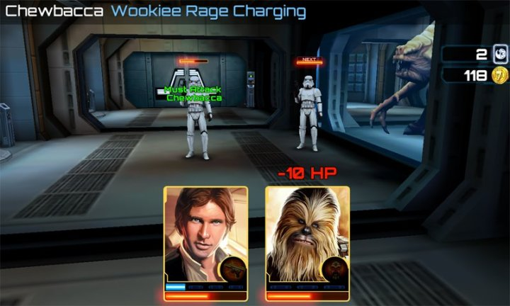 Top Star Wars Games for Windows Phone   Windows Central Star Wars  Assault Team Game Play