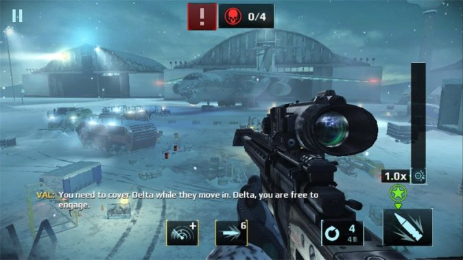 Best Shooter Games for Windows 10 PC and Mobile   Windows Central Sniper Fury