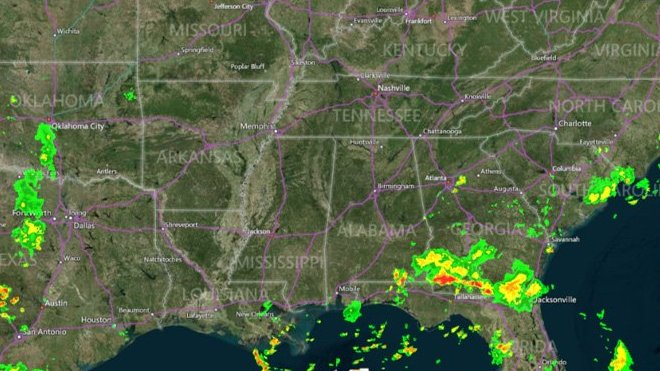 HD Decor Images » Top Rated Weather Apps for Windows 10   Windows Central NOAA Hi Def Radar