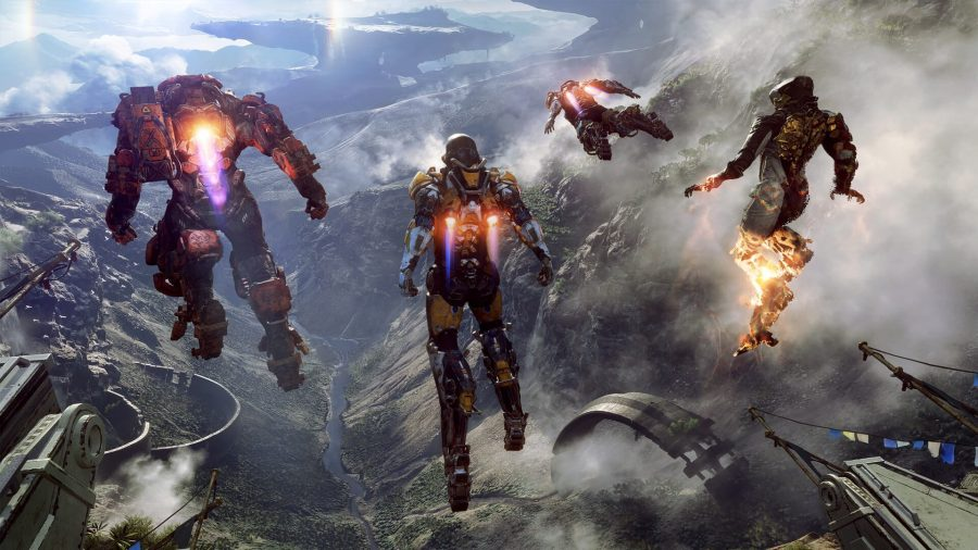 Anthem  Everything We Know   Windows Central Showcased alongside the Xbox One X  the game showed the potential to be one  of the publisher s most promising new franchises in