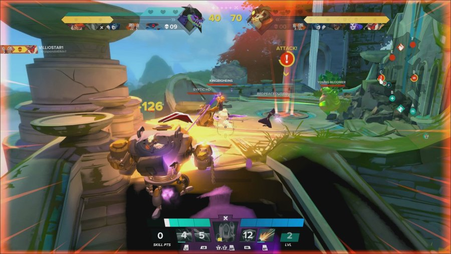 Gigantic review  Motiga s big Xbox and Windows 10 MOBA is here  but     Gigantic for Xbox One