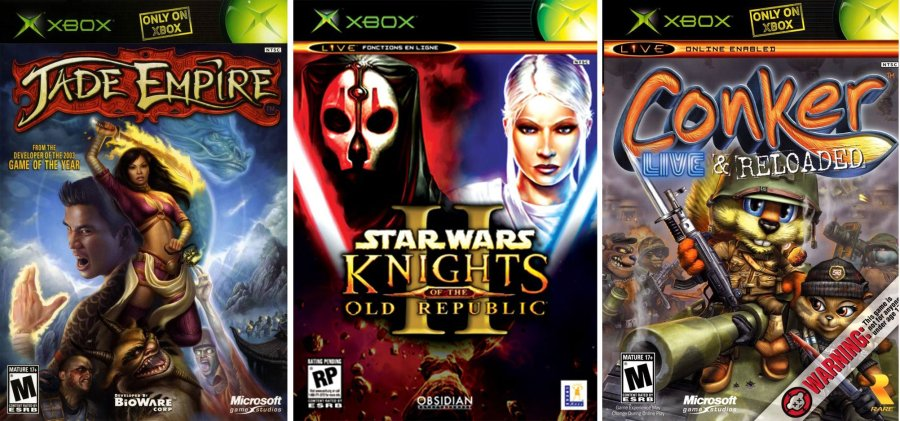 19 Xbox Classics coming to BC  More Enhancements  Inside Xbox     Announced live on Microsoft s Inside Xbox show  the full list of backward  compatible original Xbox games features some highly requested fan  favorites
