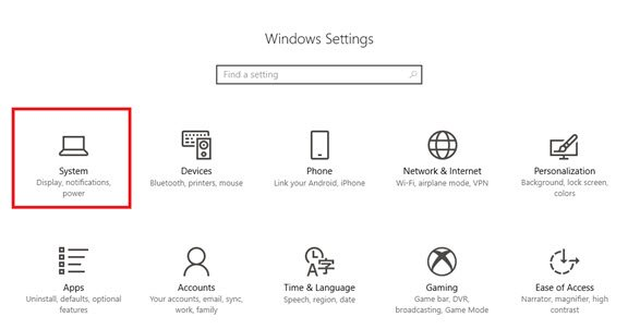 Notifications On Windows 10