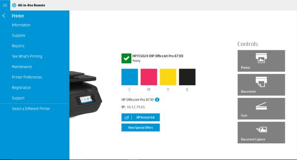 Hp S Remote Printer App Updated With Support For Windows