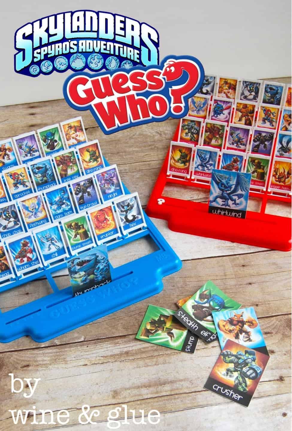 Skylanders guess who wine glue, guess how much i love you coloring pages