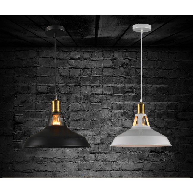 Modern Industrial Pendant Light
