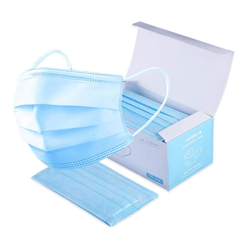 Made In China Anti Virus Surgical Mask 3 Ply Medical Air