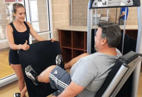 Winthrop University  Recreational Services   Personal Training Header  Personal Training