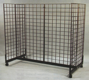 Modular Grid Wire Shelving  Wire Grid Panels Wire Grid Wire Grid  Modular Grid Wire Shelving