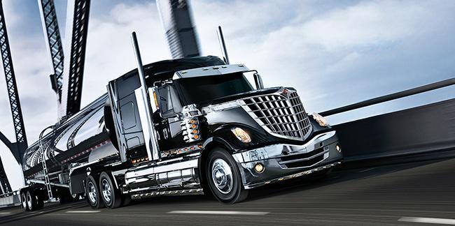 Pimped Semi Truck Trailer
