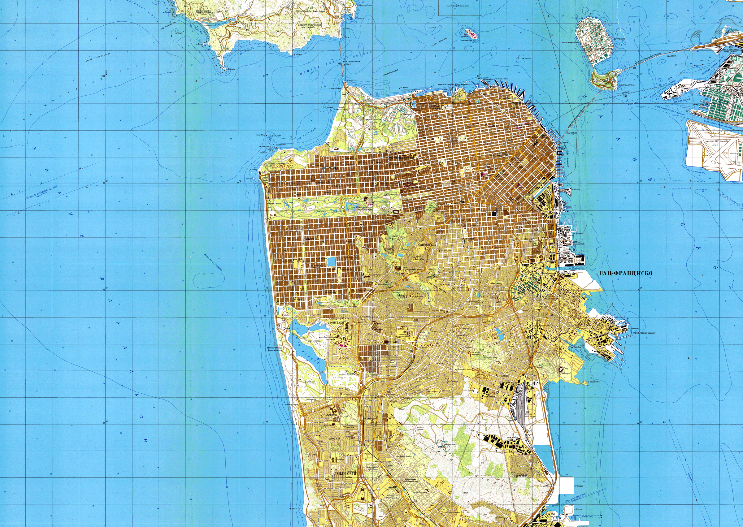 Inside the Secret World of Russia s Cold War Mapmakers   WIRED