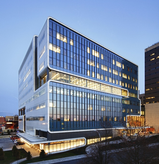 Boston Hospital Of The Future