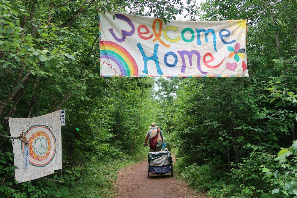 Rainbow Family Brings Annual Gathering, Message Of Peace ...