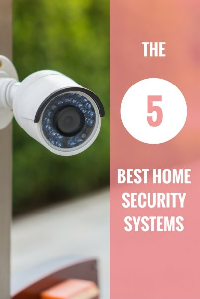 Top 5 Home Security System