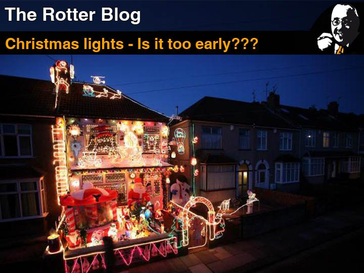 Christmas Lights Repair