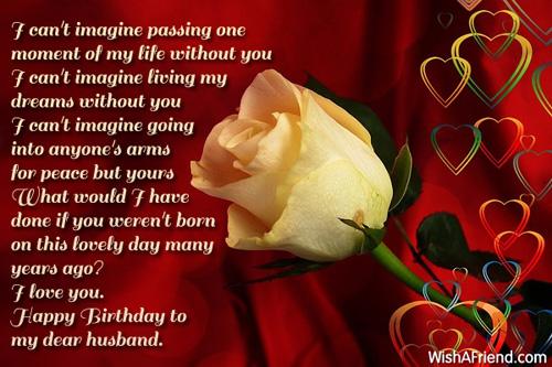 Husband Poems Anniversary Wife