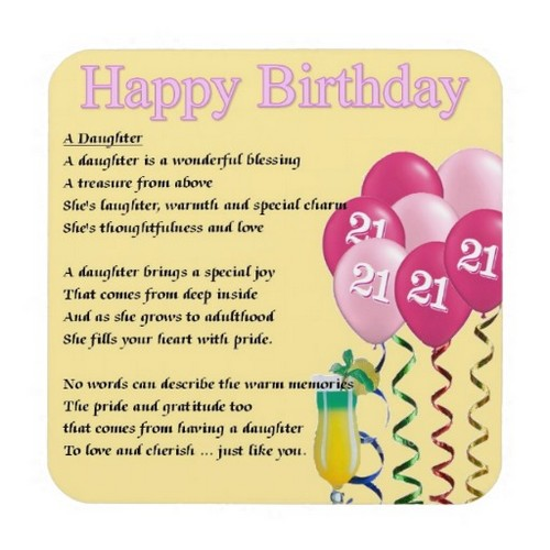 21st Birthday Quotes and Wishes | WishesGreeting