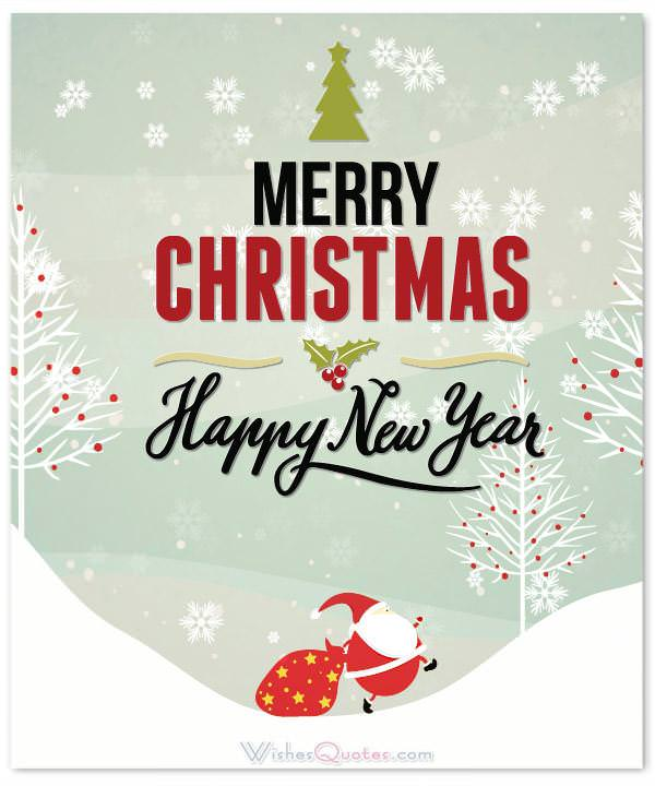 And Happy Your Merry Family Quotes Christmas Year And Wishing New You