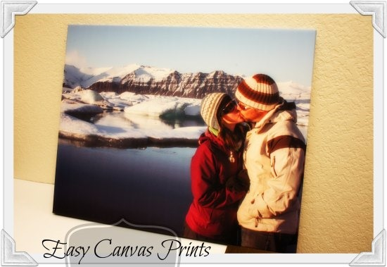 How to Order Easy Canvas Prints {+ Giveaway} - With Our ...