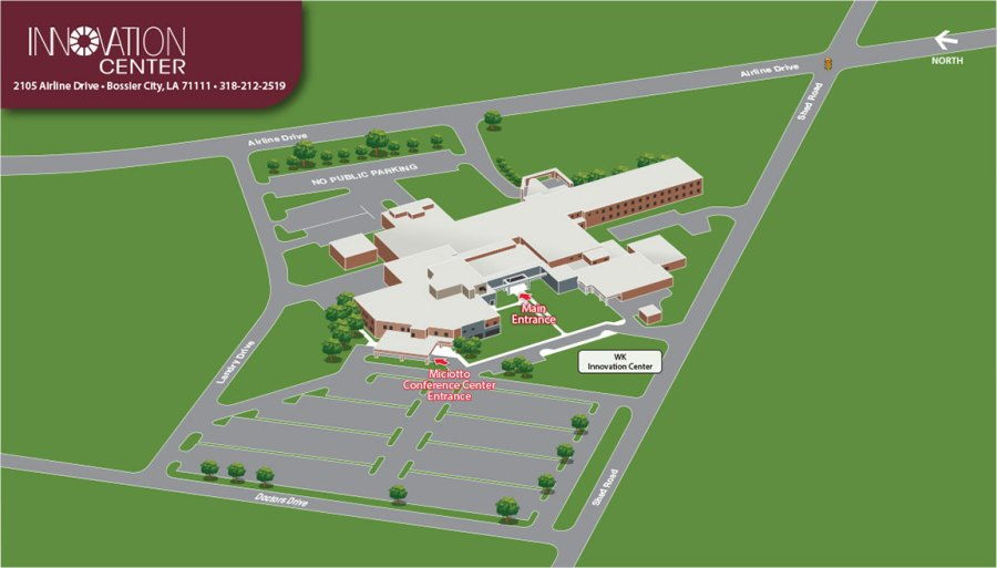 Driving Directions   Maps   WK Innovation Center   Locations     Campus Map
