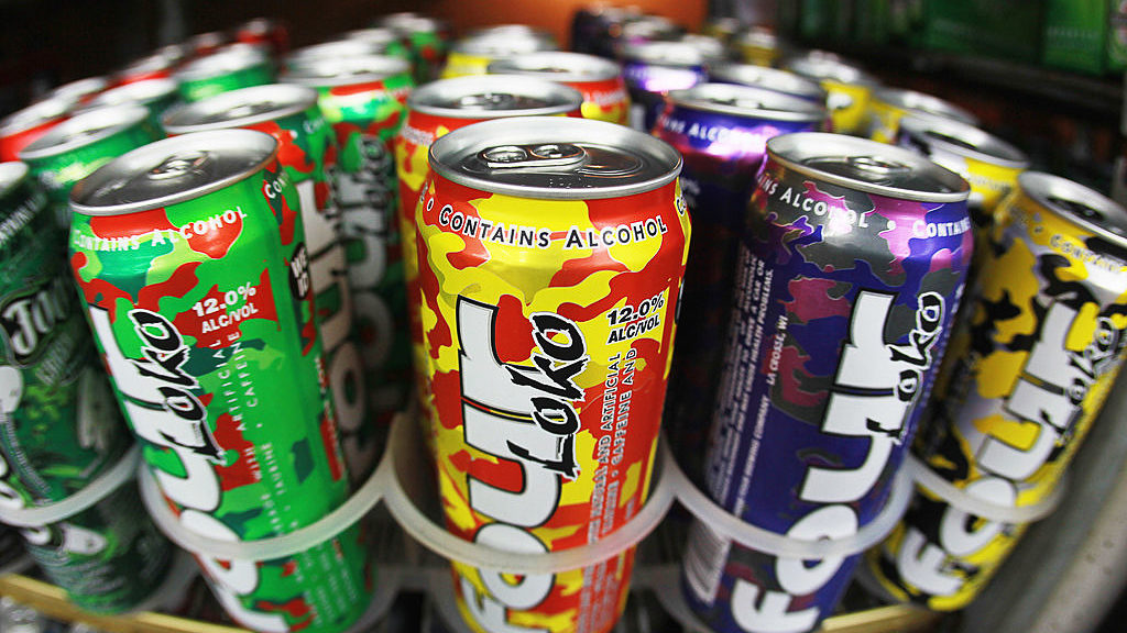 Four Loko teases hard seltzer with 3 times more alcohol ...