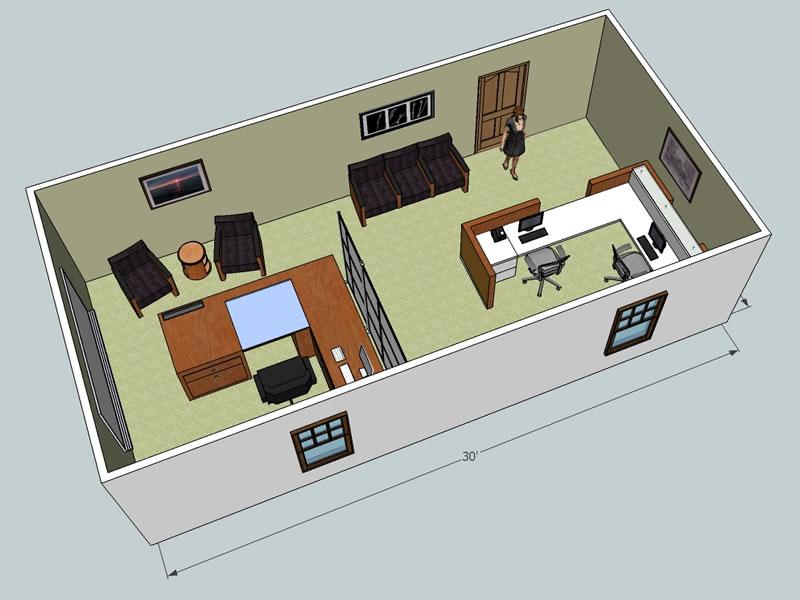 Insurance Office Decor Ideas