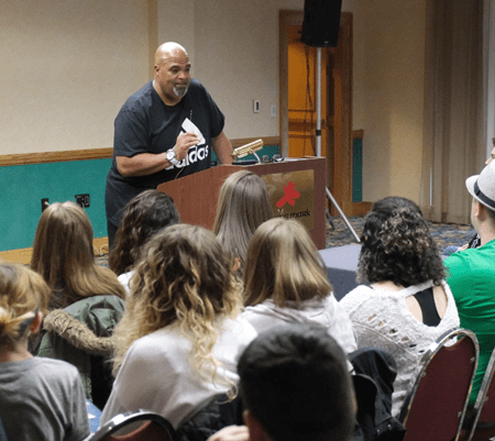 Kingdom Bound: Hundreds of teens attend inaugural Awaken ...