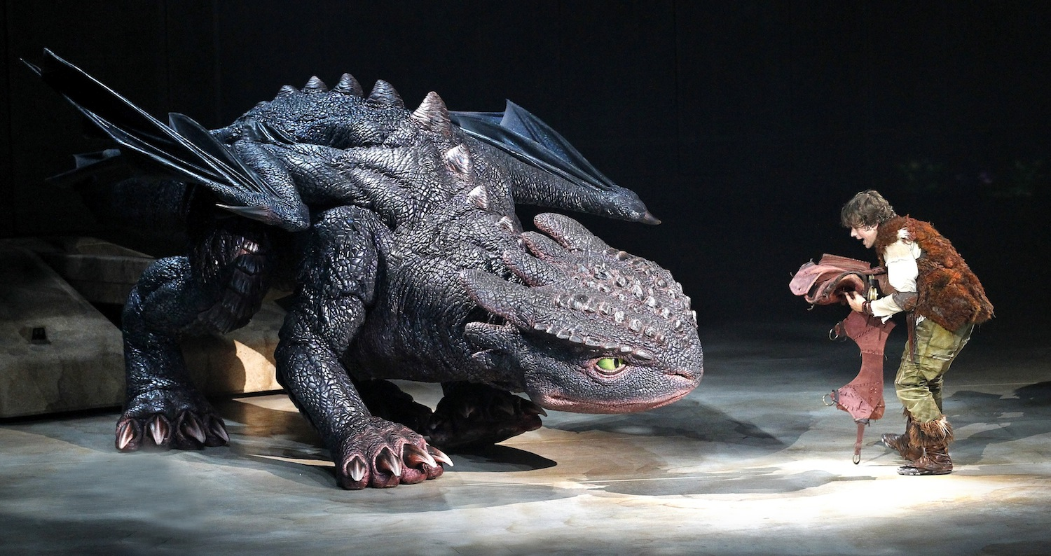 'How To Train Your Dragon Live Spectacular' set to play ...