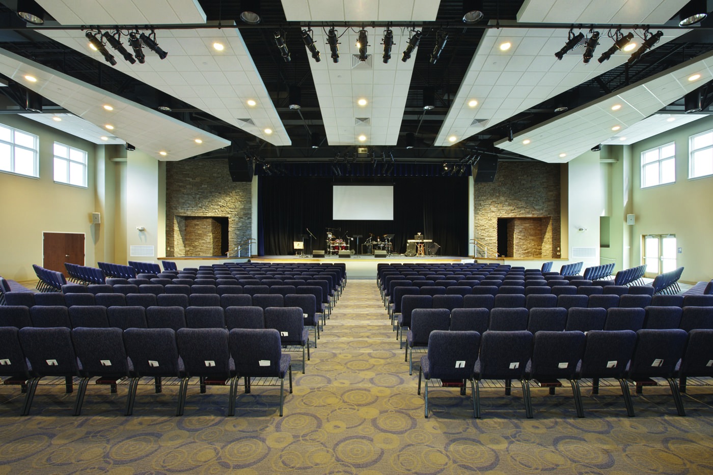 Willowdale Chapel Worship Center And Classroom Addition