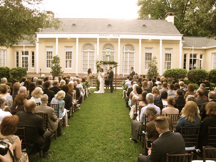 Weddings | The Woman's Club of Winter Park, Inc.