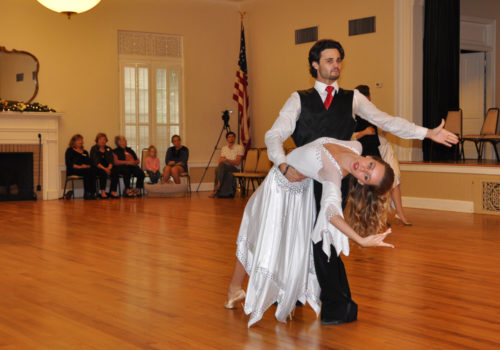Ballroom Dancing with Tamila Vitko, our Club member | The ...
