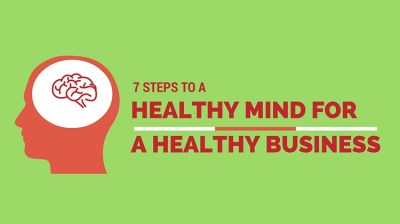 7 Steps to a Healthy Mind for Healthy Business
