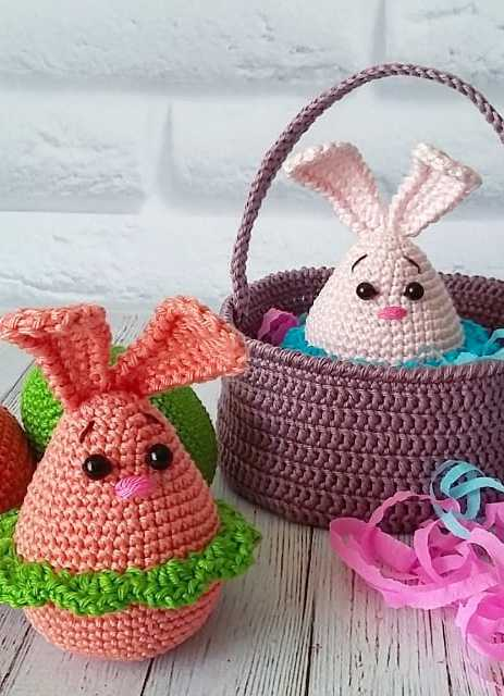 Ravelry: Doll Moses Basket pattern by Sandy Rushton | 640x463