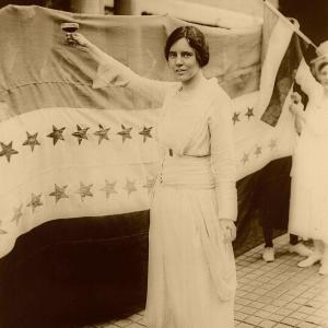 Alice Paul   National Women s History Museum A vocal leader of the twentieth century women s suffrage movement  Alice  Paul advocated for and helped secure passage of the 19 Amendment to the US