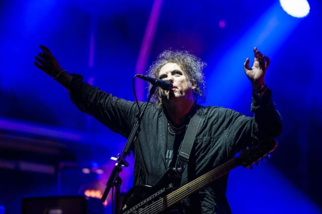the cure tour 2019 - 650×433