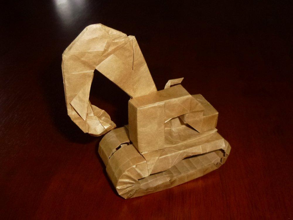 Origami Preliminary Base