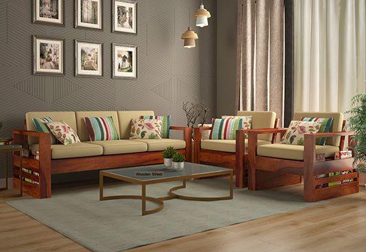 Latest Sofa Designs 5 Seater Set