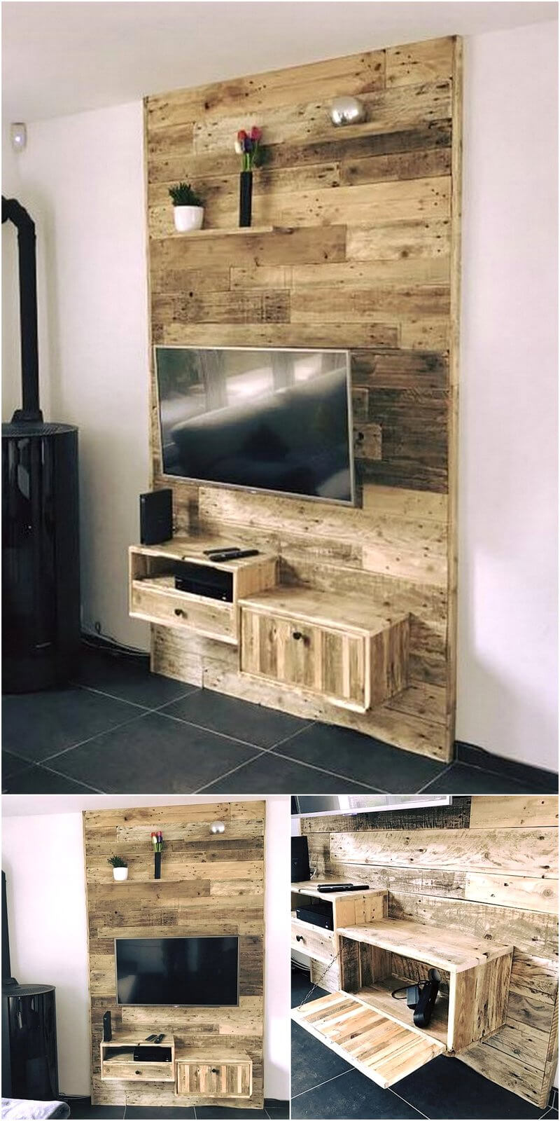 Rustic Furniture Tv Stand