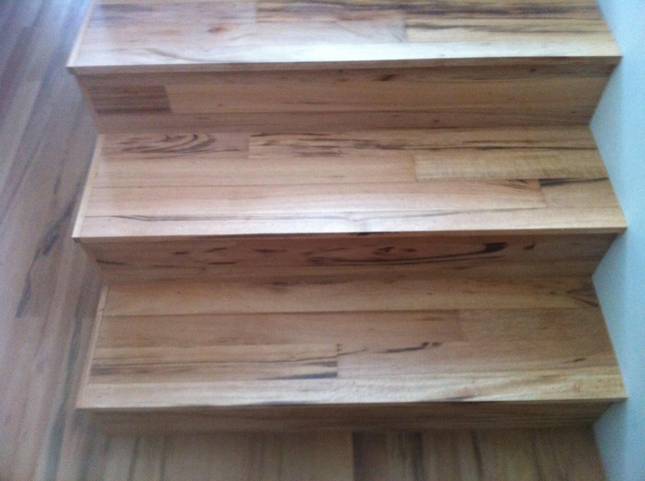 Stair Treads Using Flooring Stair Parts Blog | Wood Floor Stair Treads | Brazilian Cherry | Stair Nosing | Oak Stair Risers | Vinyl Flooring | Carpet