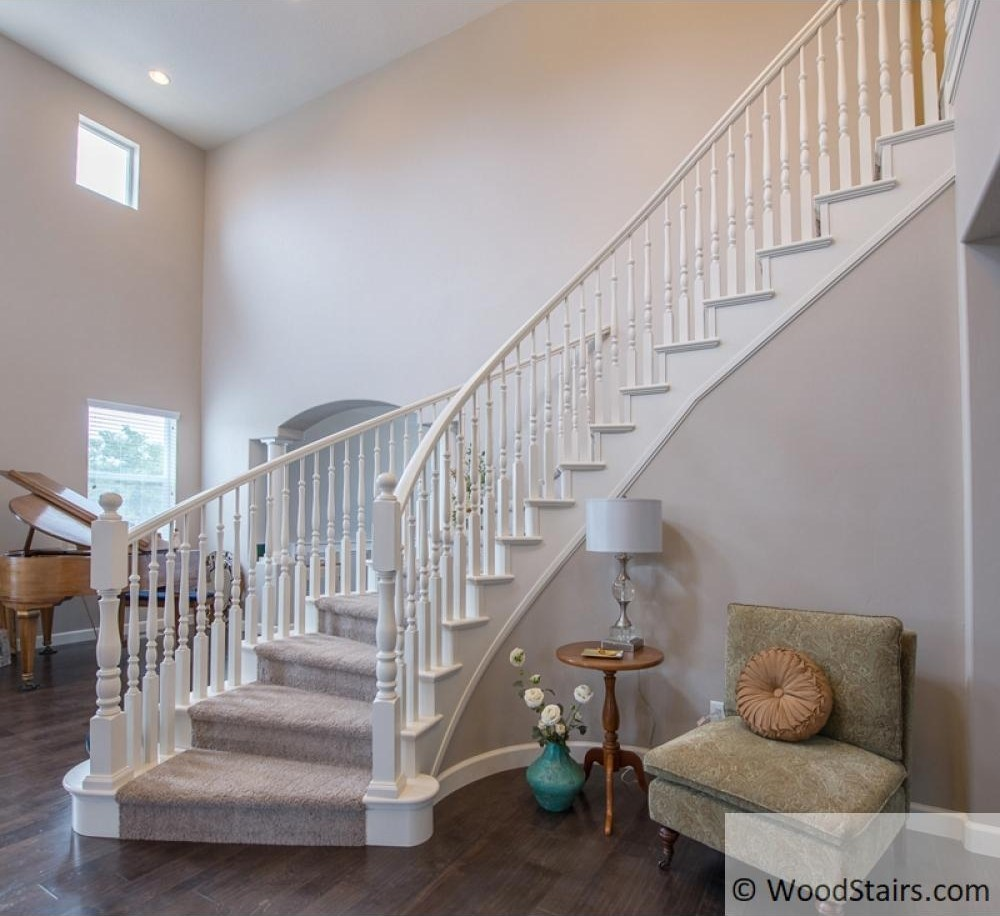 2115 Lj Baluster Regency Pin Top Wood Stair Balusters Lj 2115 | Wooden Stair Rails And Balusters | Stair Parts | Wrought Iron Balusters | Stair Spindles | Newel Posts | Stair Treads