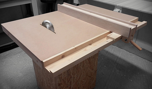 Table Saw Fence System Woodworking Blog Videos