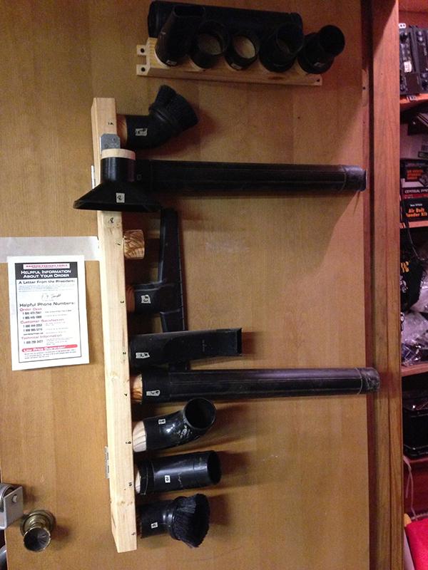 Shop Vac Accessory Storage Woodworking Blog Videos
