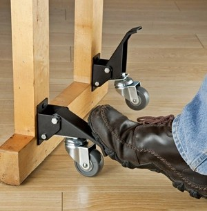 How Best To Mobilize My Workbench Woodworking Blog
