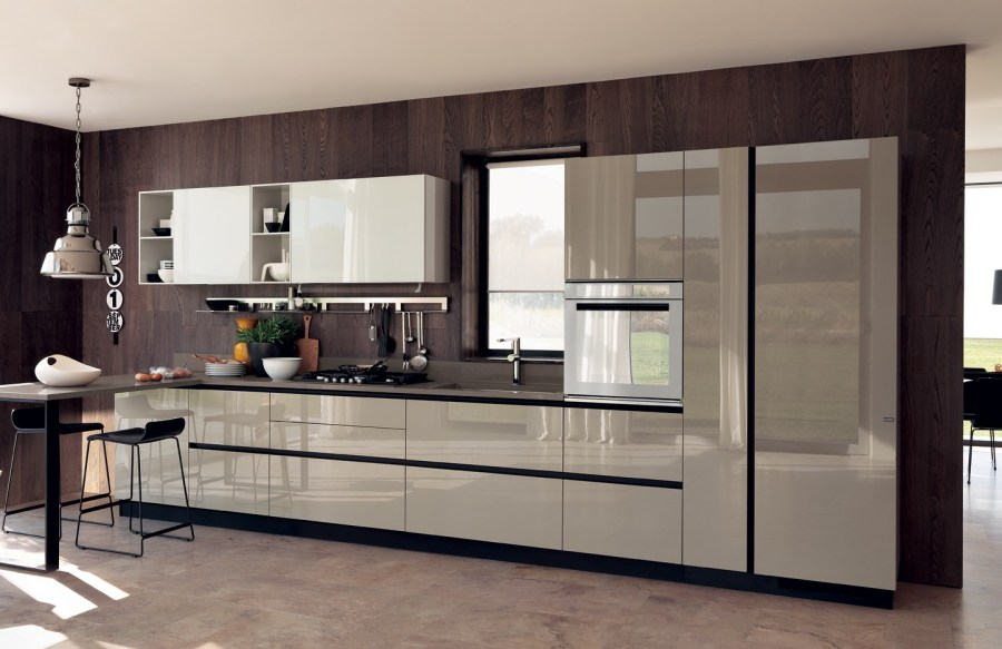 Pricey Italian kitchen cabinets fit those where cost is not a factor     Pricey Italian kitchen cabinets fit those where cost is not a factor