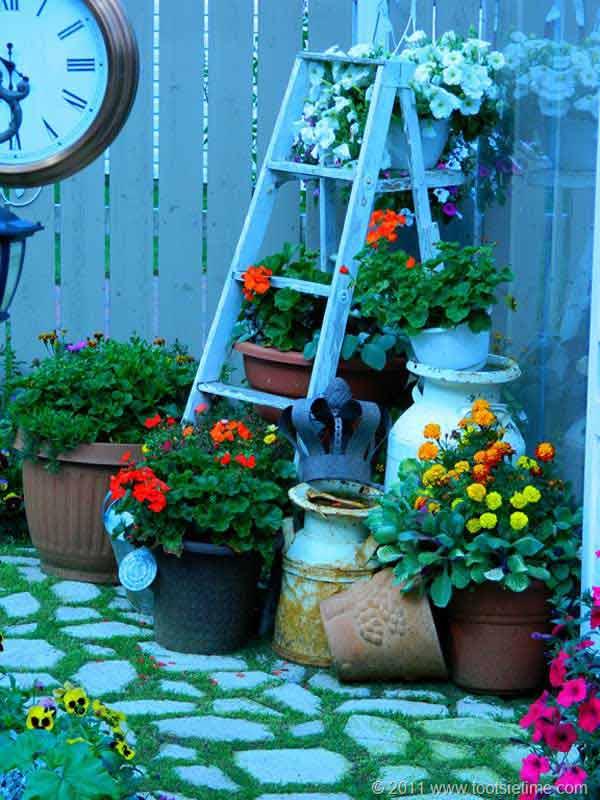 Creative Garden Windows